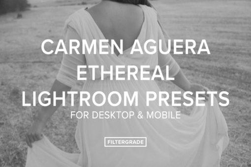 Carmen Aguera Ethereal Lightroom Presets - FilterGrade