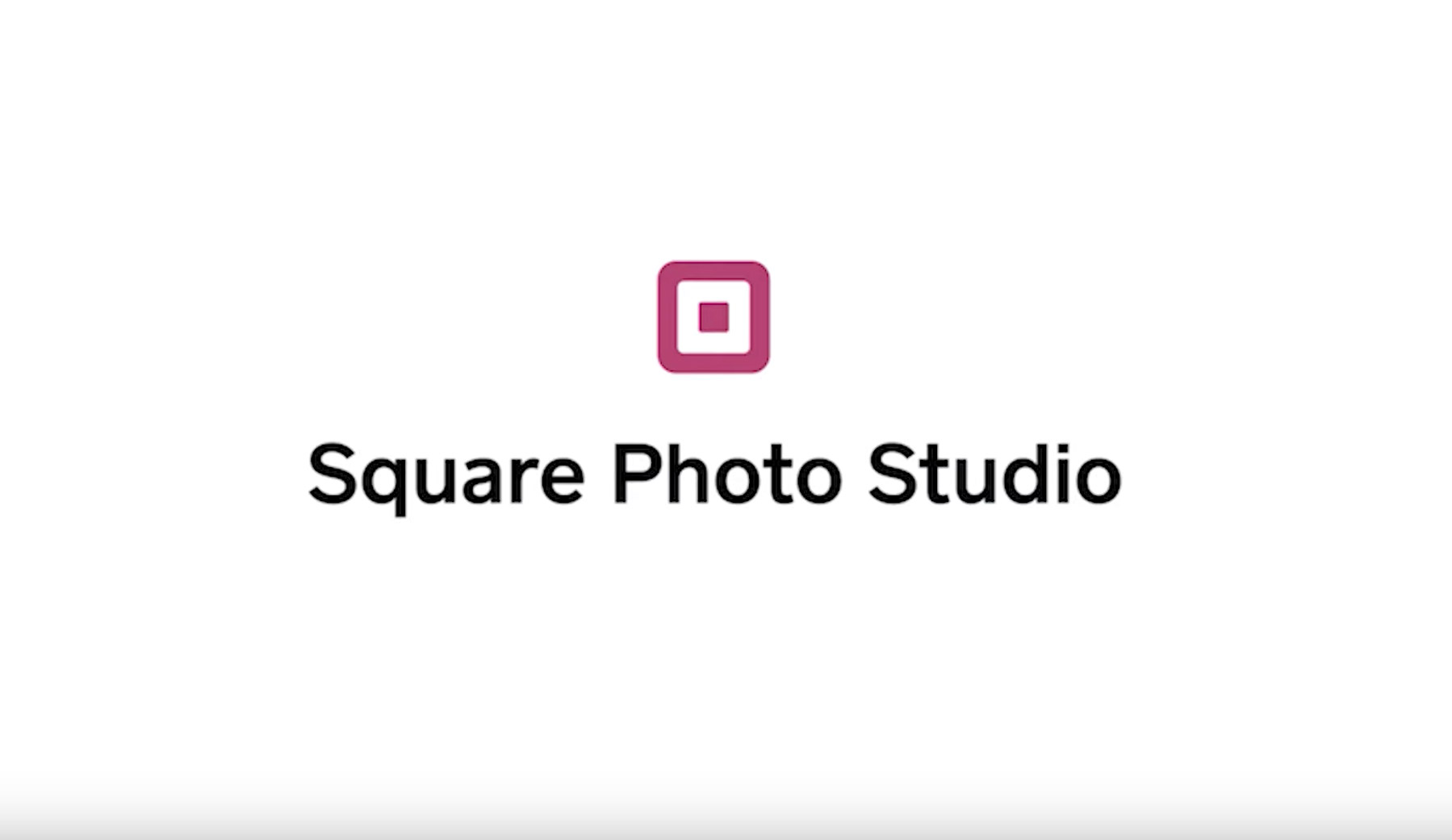 Square Photo Studio
