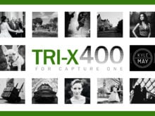 [Kyle May] The Tri-X 400 Pack for Capture One