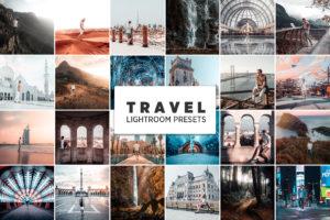 10 Travel Lightroom Presets (Desktop + Mobile)