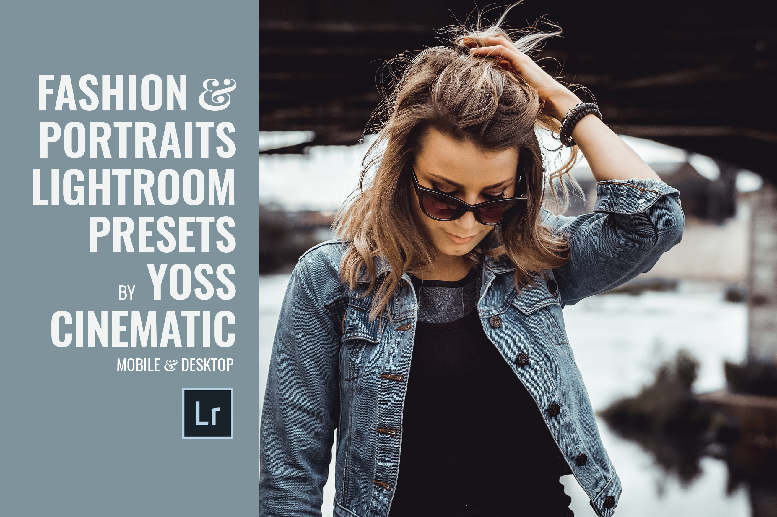 20 Cinematic Editorial Lightroom Presets - FilterGrade