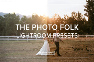 The Earth Collection Lightroom Presets
