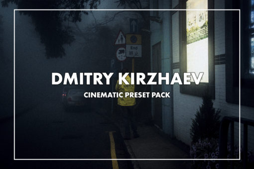 21 Cinematic LR Presets (Desktop + Mobile) by Dmitry Kirzhaev @k1rzhaev