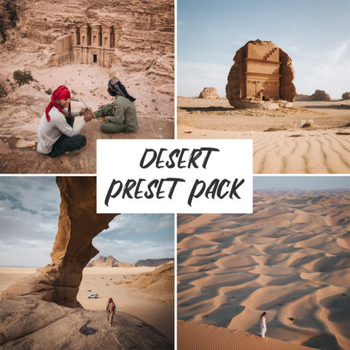 Jord Hammond Desert Preset Pack