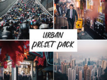 Jord Hammond Urban Preset Pack