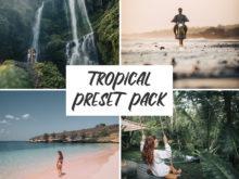 Jord Hammond Tropical Preset Pack