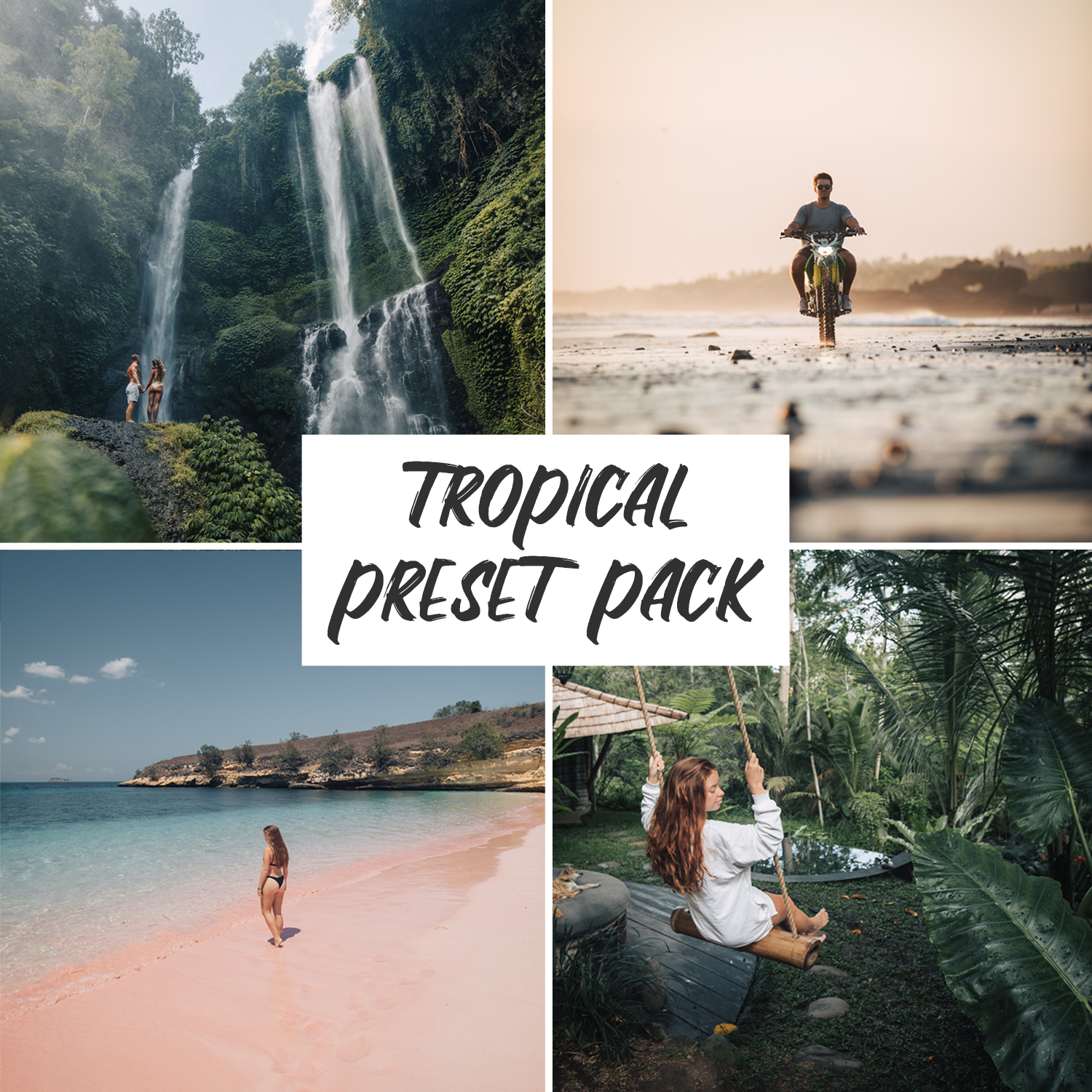 Jord Hammond Tropical Preset Pack