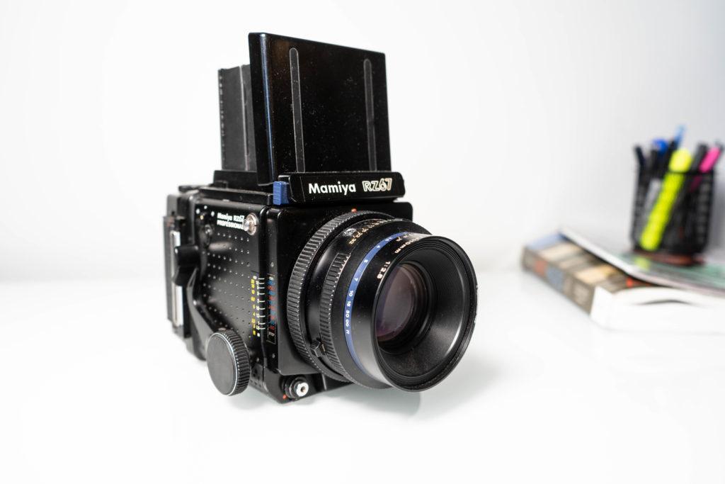 Mamiya RZ67 - FilterGrade
