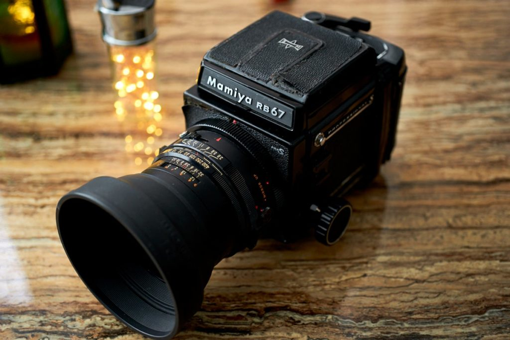 Mamiya RB67 - Photoblographer - FilterGrade