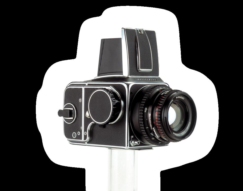 Hasselblad 500C - FilterGrade