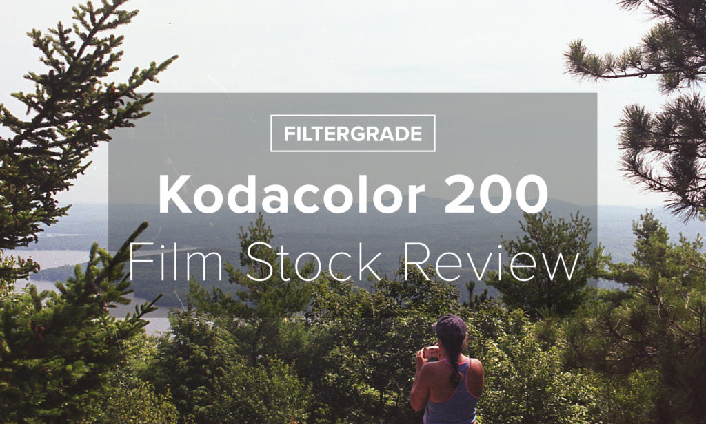 Kodacolor 200 Film Stock Review Feature - FilterGrade