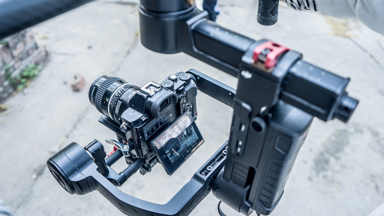 photo equipment gimbal