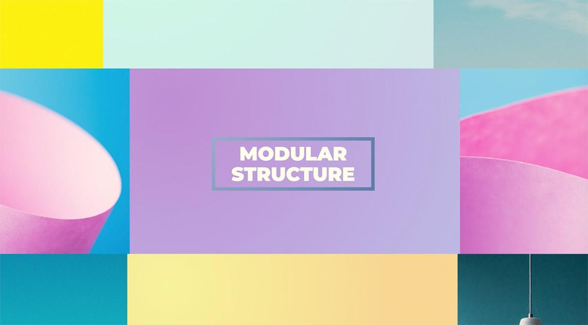 modular blocks and slides ae
