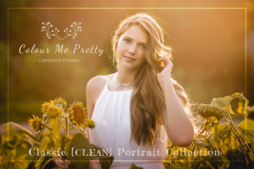 Classic [CLEAN] Portrait Collection Lightroom Presets