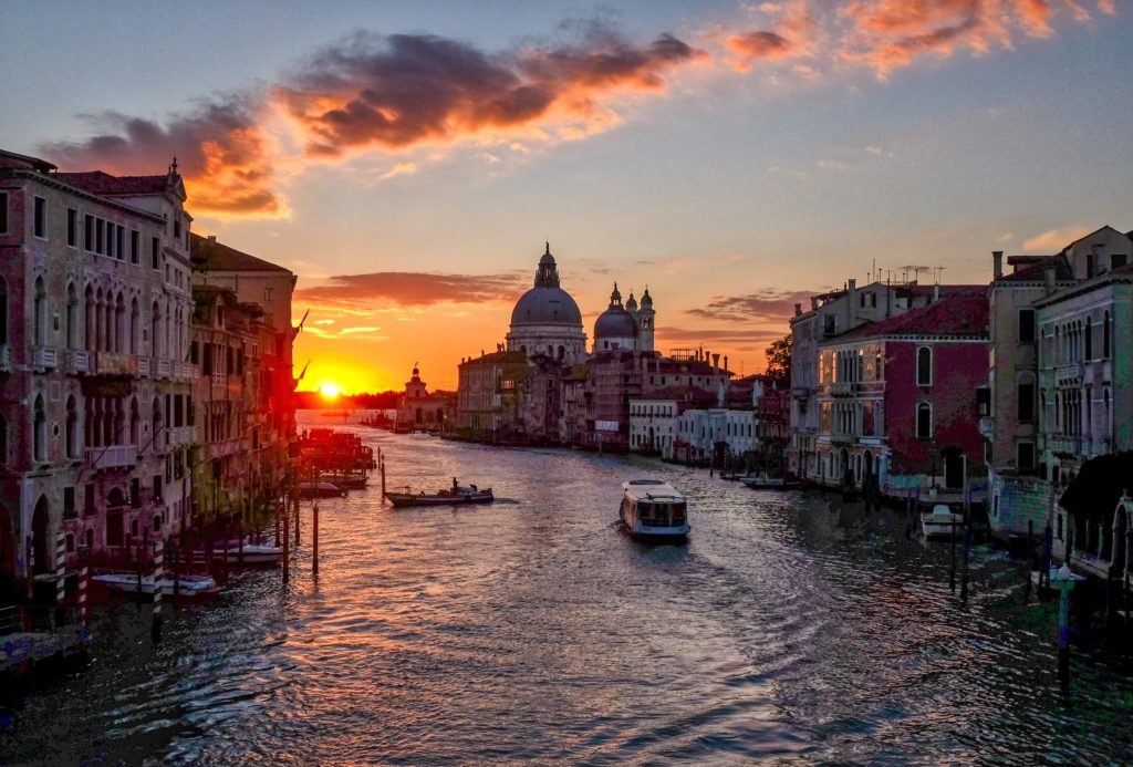 Grand Canal - Venice, Italy - FilterGrade