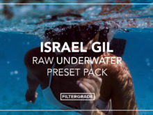 @i2raelgil RAW Underwater Lightroom Presets