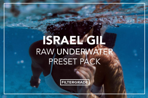 @i2raelgil RAW Underwater Lightroom Presets