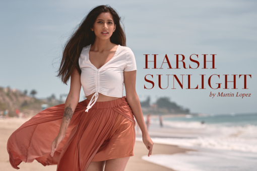 Harsh Sunlight - Capture One Styles by Martin Lopez