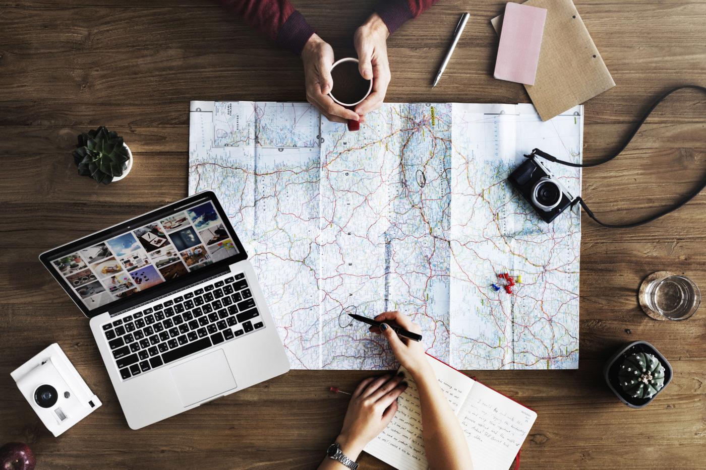 business mapping b2b
