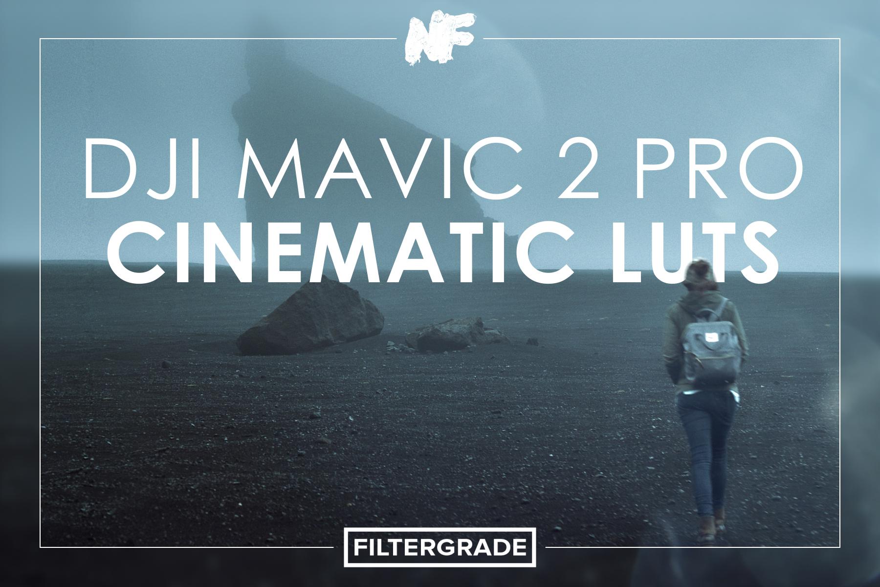 DJI Mavic 2 Pro Cinematic LUTs by Neumann Films