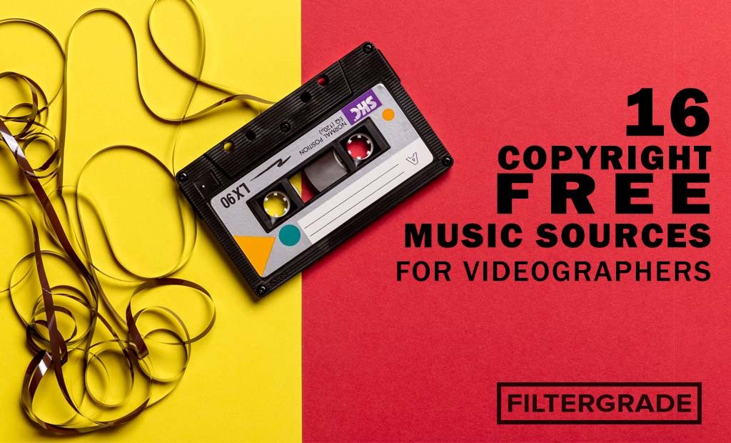 16 Copyright Free Music Sources for Videographers