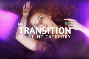 Neo Light Transitions Pack (After Effects)