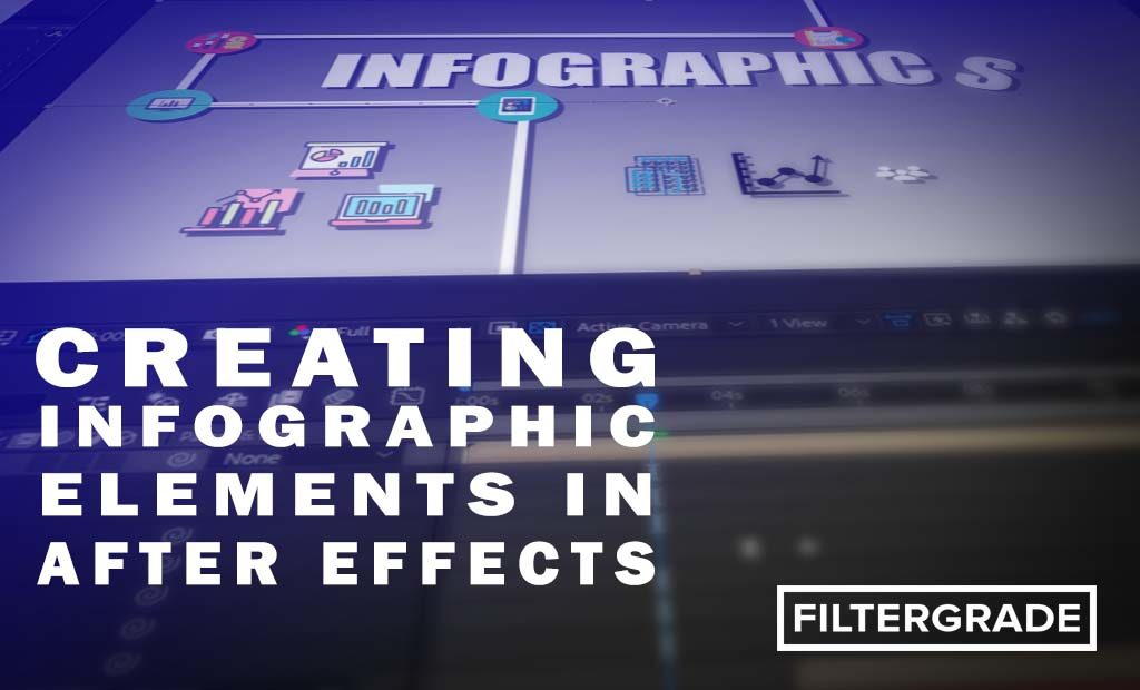 How to Create Infographic Elements in After Effects