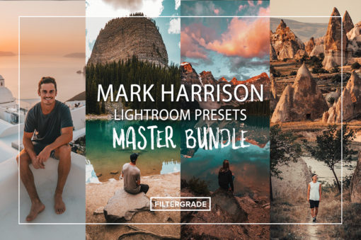 Mark Harrison - MASTER Pack! Traveller + Classic Presets (Mobile + Desktop)