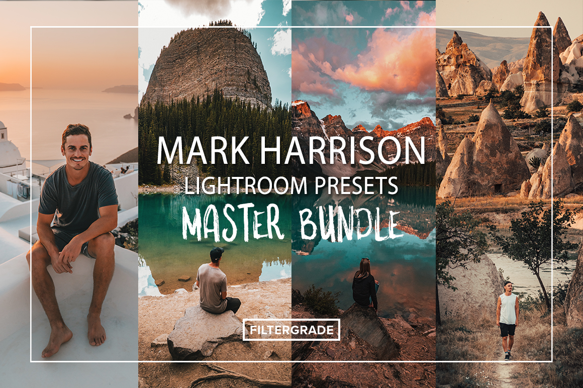 Mark Harrison - MASTER Pack! Traveller + Classic Presets (Mobile + Desktop)