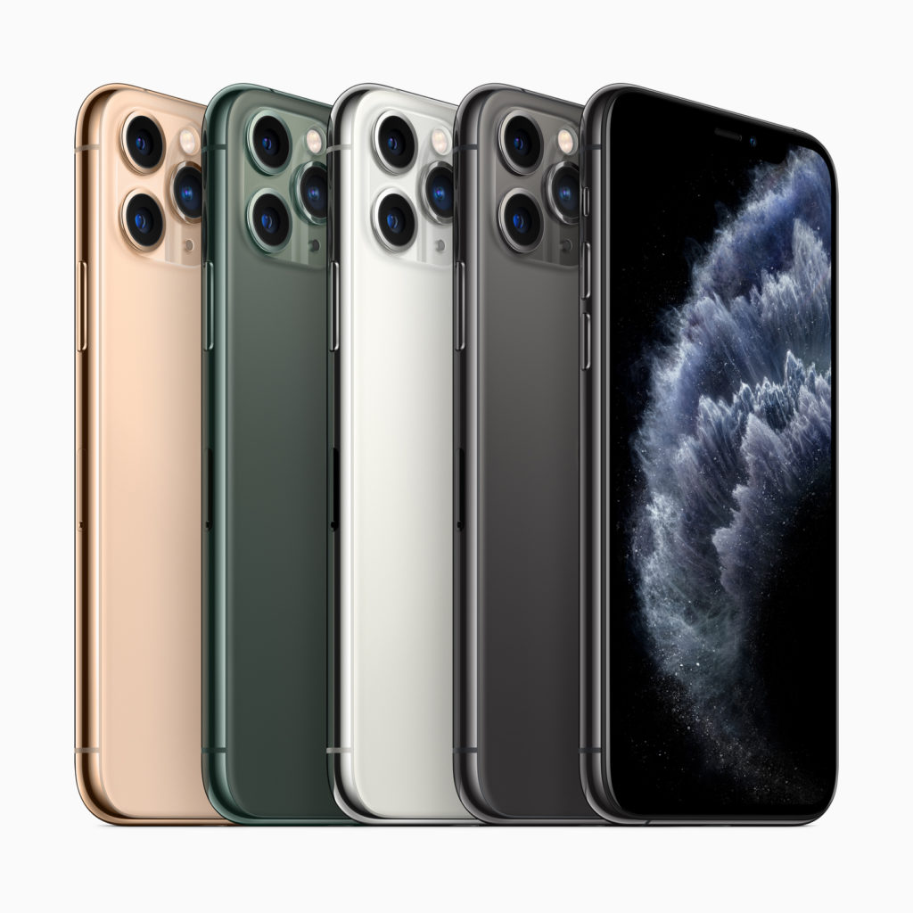 Apple iPhone 11 Pro features