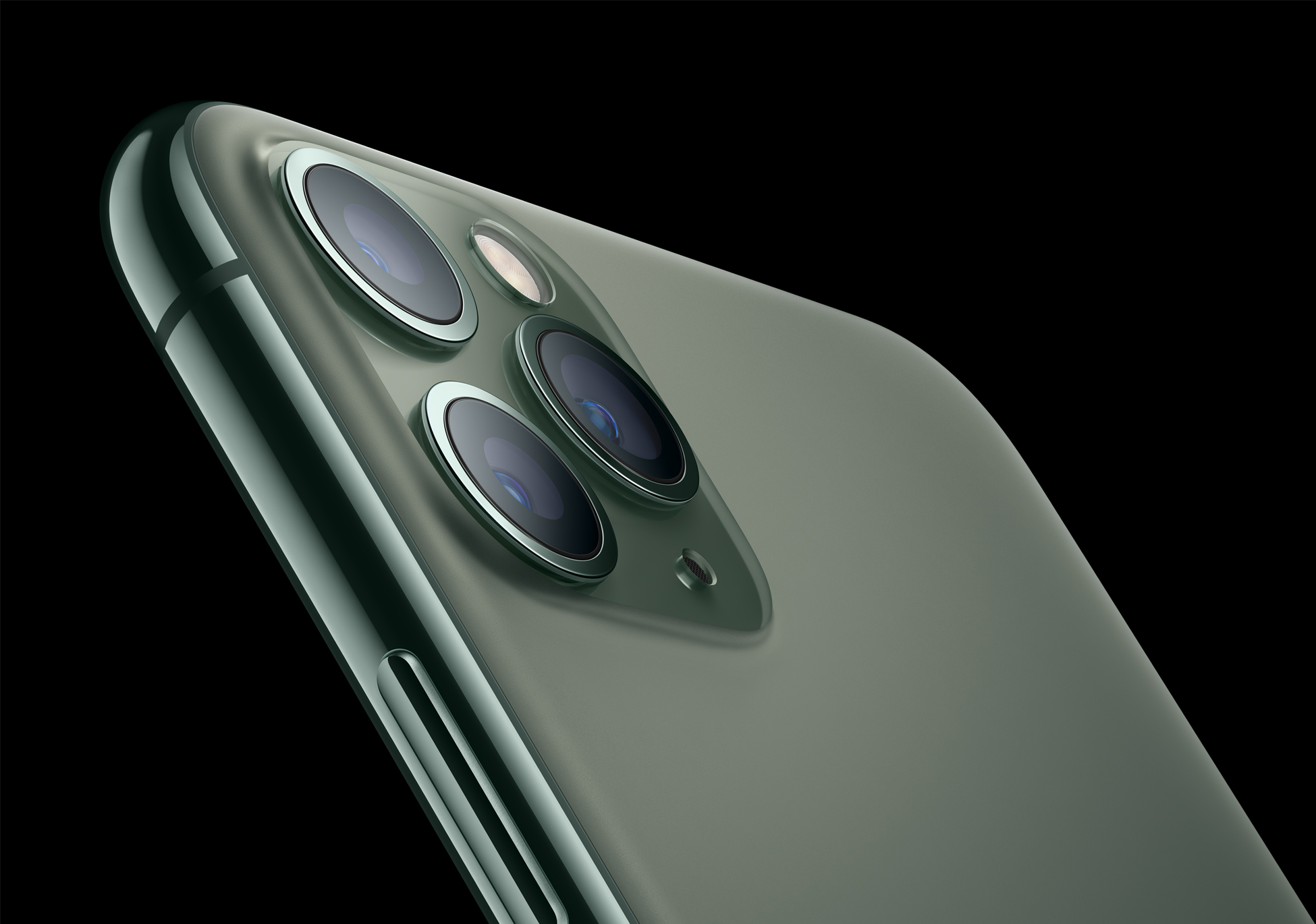 apple cameras on new iphone 11 pro