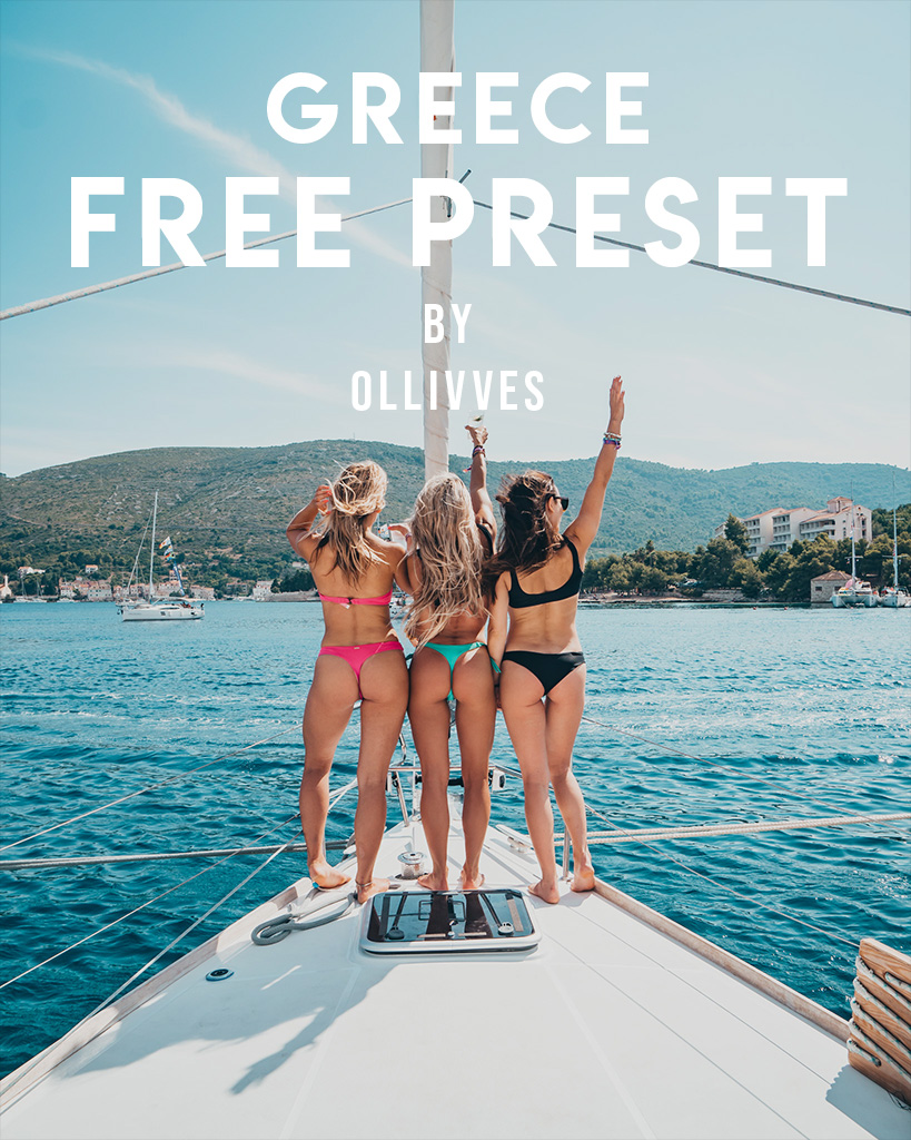 greece free preset by ollivves
