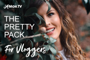The Pretty Pack- Skin and Scenery Enhancing LUTS for Vloggers
