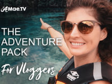 The Adventure Pack- Landscape and Skin Enhancing LUTS for Vloggers