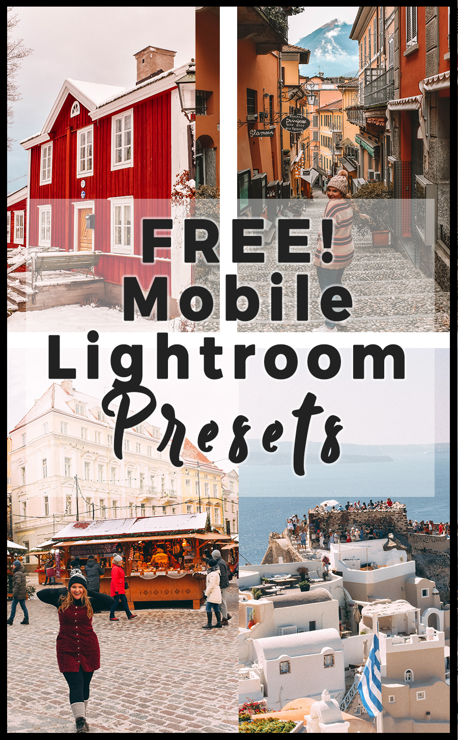 Free Mobile Presets from Helene in Between