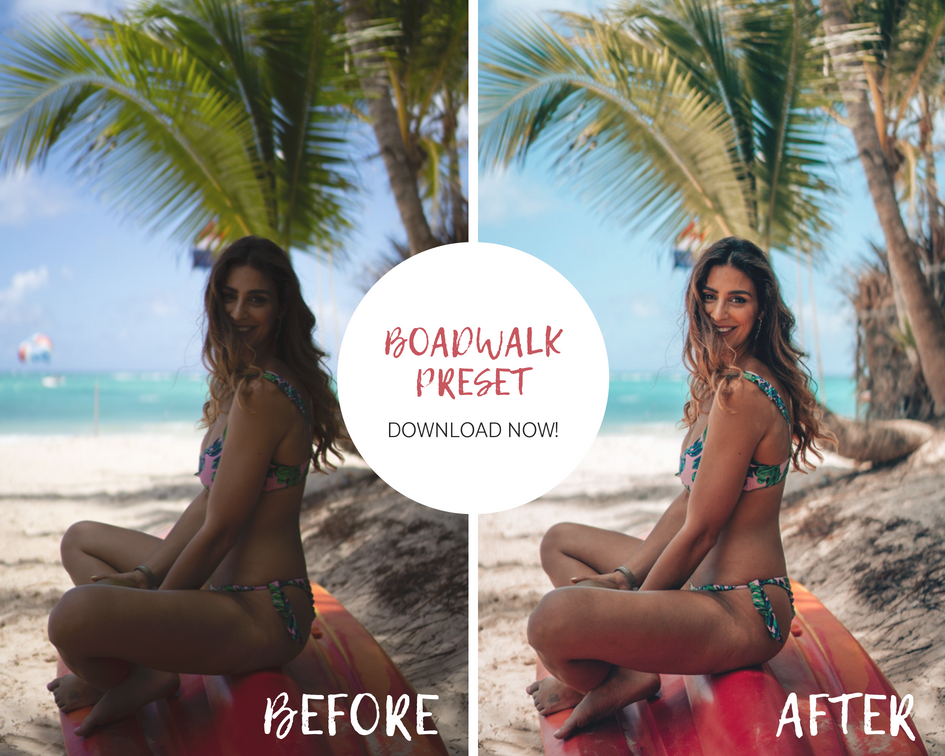 boardwalk free mobile preset from lisa homsy