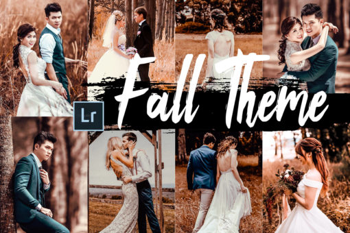 5 Fall Desktop Lightroom Presets