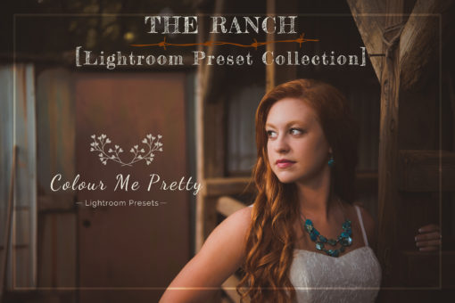 THE RANCH Lightroom Preset Collection