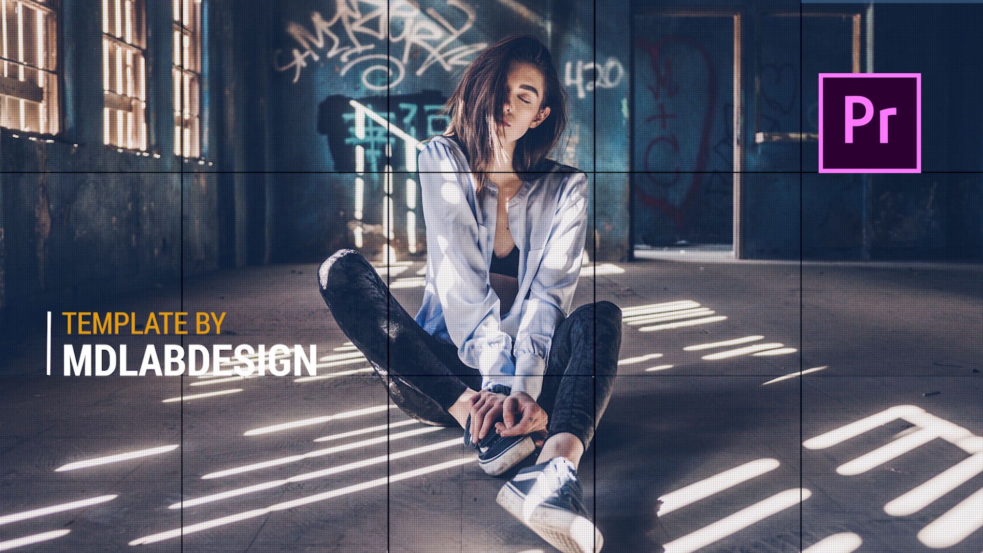 Linda - Fashion Slideshow Premiere Pro Template