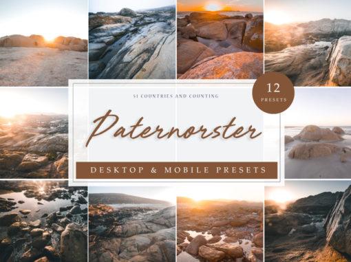 Paternorster Landscape Lightroom Presets
