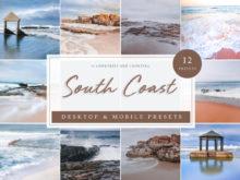 South Coast Oceanic Lightroom Presets