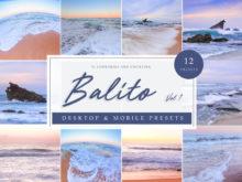 Balito Seascape Lightroom Presets
