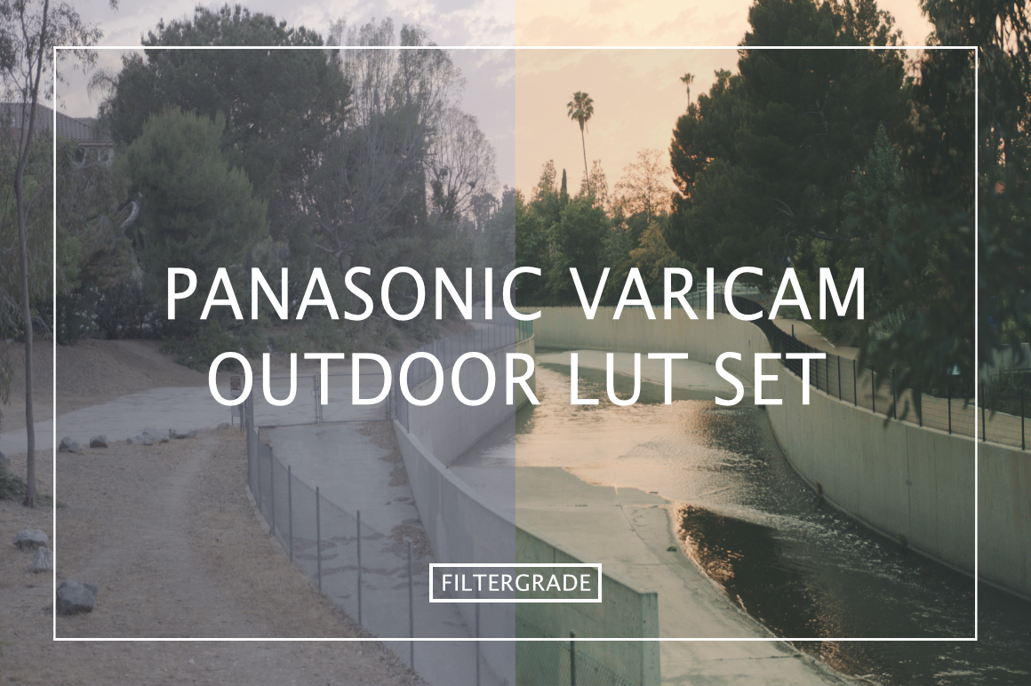 Panasonic Varicam LUT Set - The Outdoors Collection