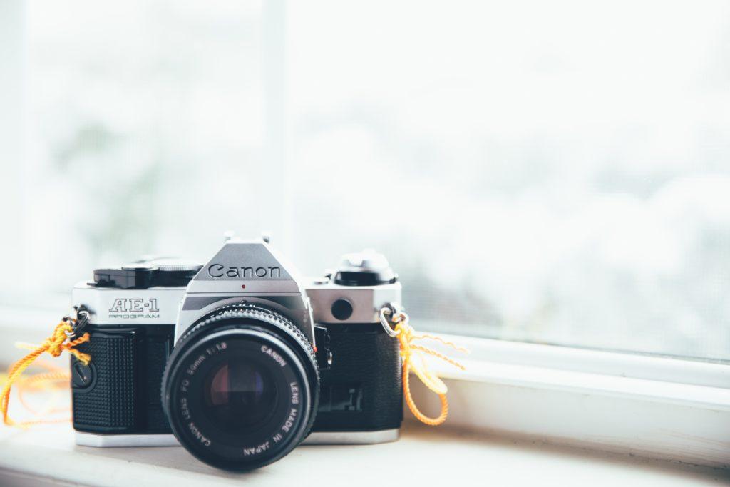 Canon AE-1 - FilterGrade