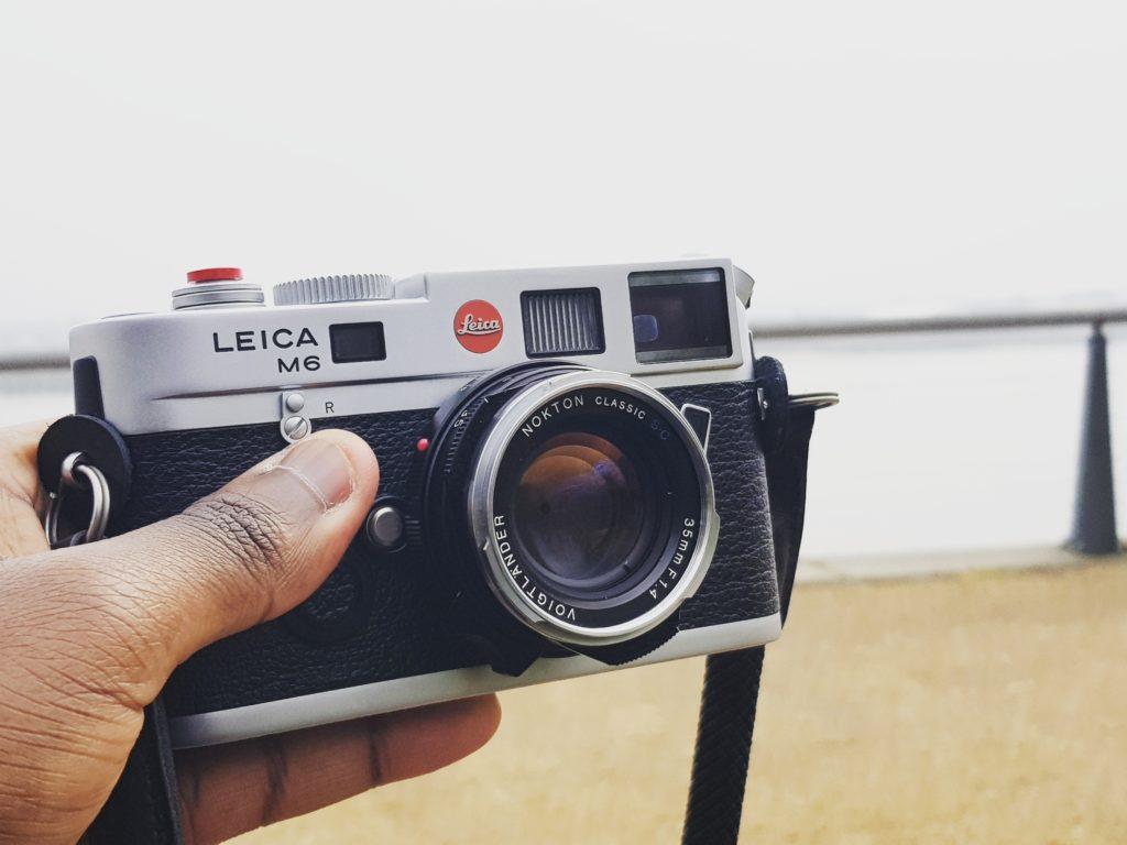 Leica M6 - FilterGrade