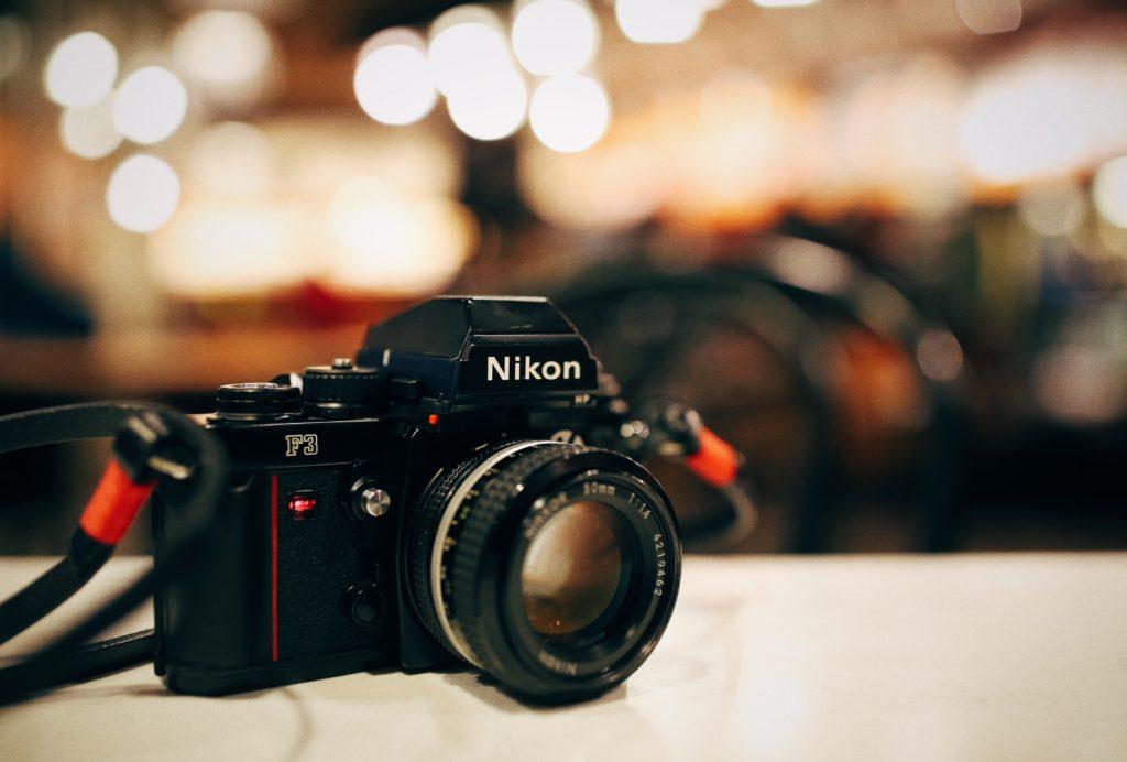 Nikon F3- FilterGrade