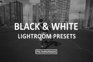 Black and White Lightroom Presets by ph_max