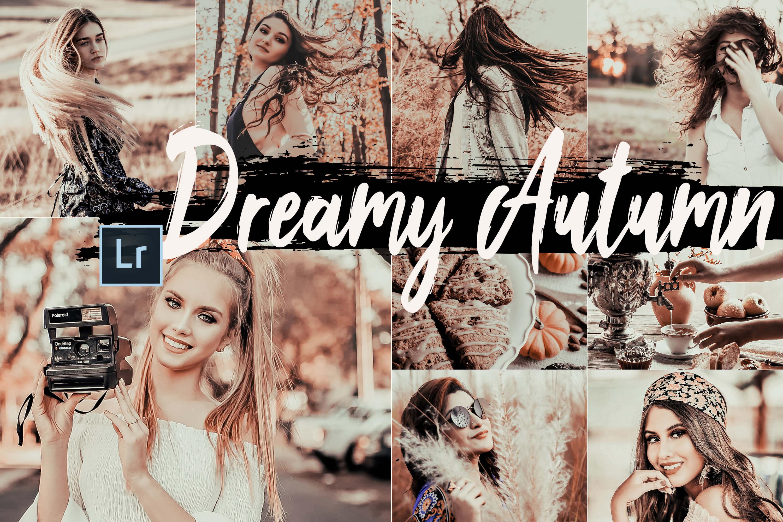 5 Dreamy Autumn Desktop Lightroom Presets