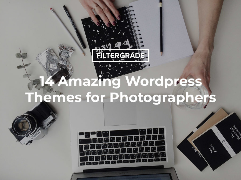 14 Amazing Wordpress Themes for Photographers