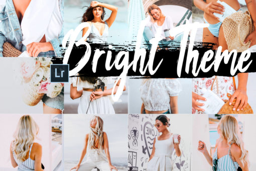 5 Bright Desktop Lightroom Presets